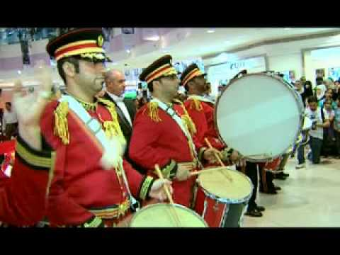 Abu Dhabi Police Music Band Celebrates it's 47th Anniversary