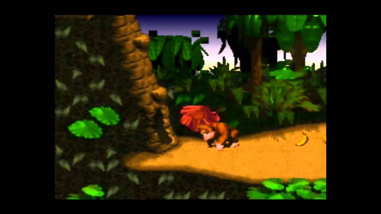[Vinesauce] Vinny - Donkey Kong Country Corruptions (4th Anniversary Stream)