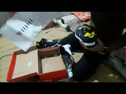 Un Boxing Fila Shoes
