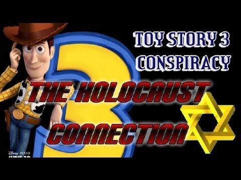 Cartoon Conspiracy Theory | Toy Story 3 Holocaust Connection?!
