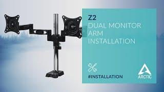 ARCTIC Z2 Installation