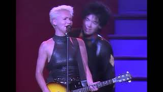 Roxette - The look (Live 92) (4K-Upscale) 1992