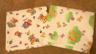 DIY Шьем непромокаемую пеленку для малыша(В сегодняшнем виде я покажу Вам, как можно легко сшить непромокаемую пеленку для Вашего малыша., 2015-10-28T18:37:35.000Z)