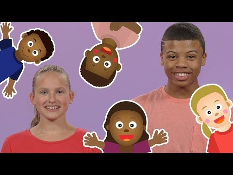 We're Family | PRETEND PLAY WITH TOYS | Mother Goose Club Playhouse Kids Video