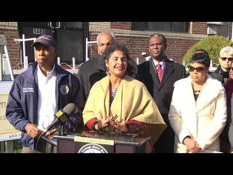 One Brooklyn- Affordable Housing Capital Budget Press Conference