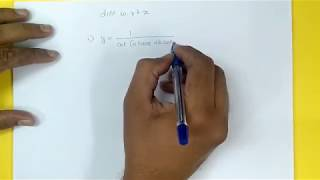 Differentiation | Class 12 CBSE NCERT continuity and differentiability Maths in Hindi | Lecture 8