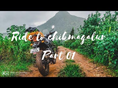 Chikmagalur Ride Part 01   Royal Enfield Himalayan   Vlog 2018