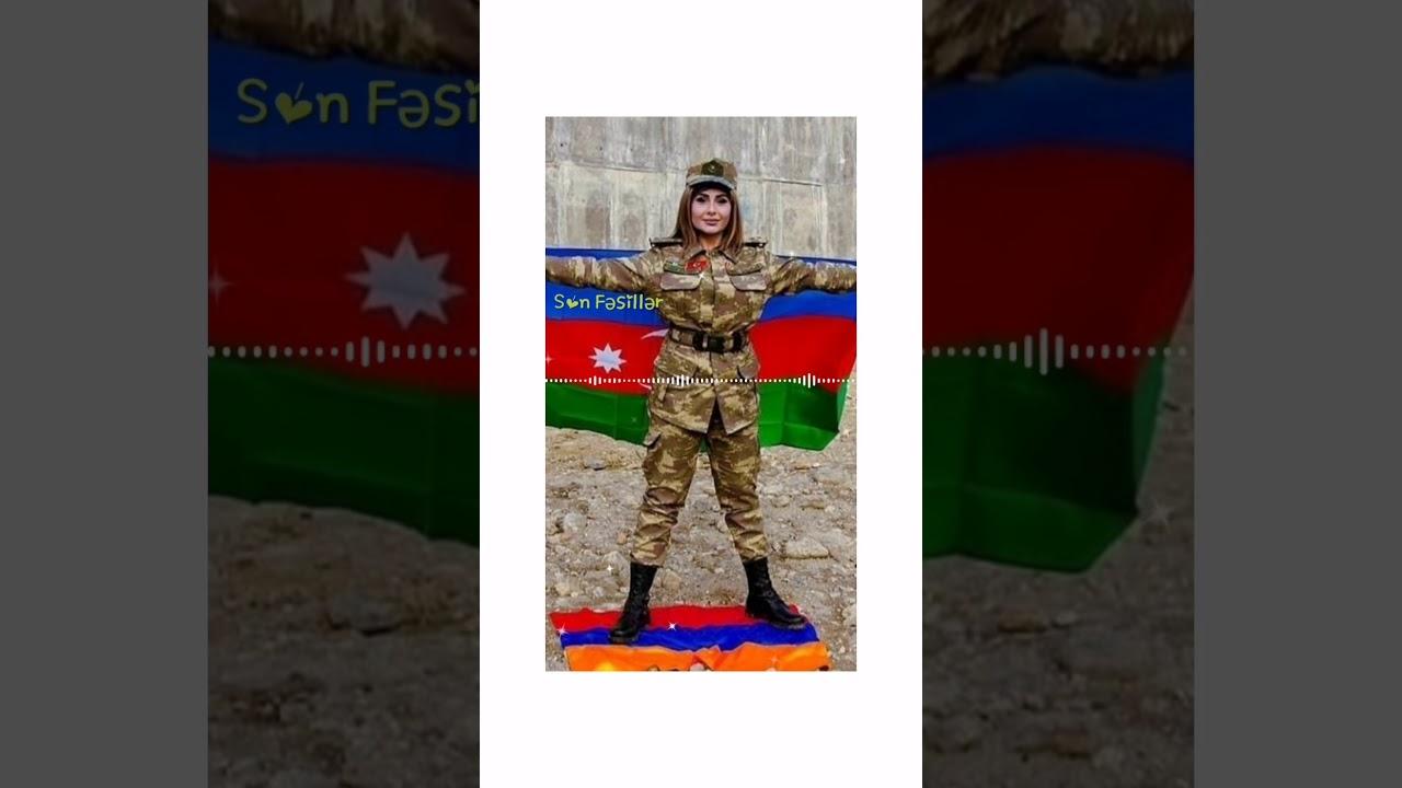 Azərbaycan Əsgər Marşı 🇦🇿