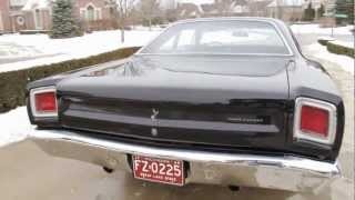 1969 Plymouth Road Runner Classic Muscle Car for Sale in MI Vanguard Motor Sales