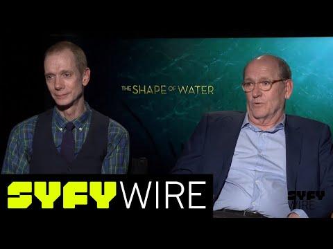 Doug Jones & Richard Jenkins on Working With Guillermo Del Toro - Shape of Water | SYFY WIRE