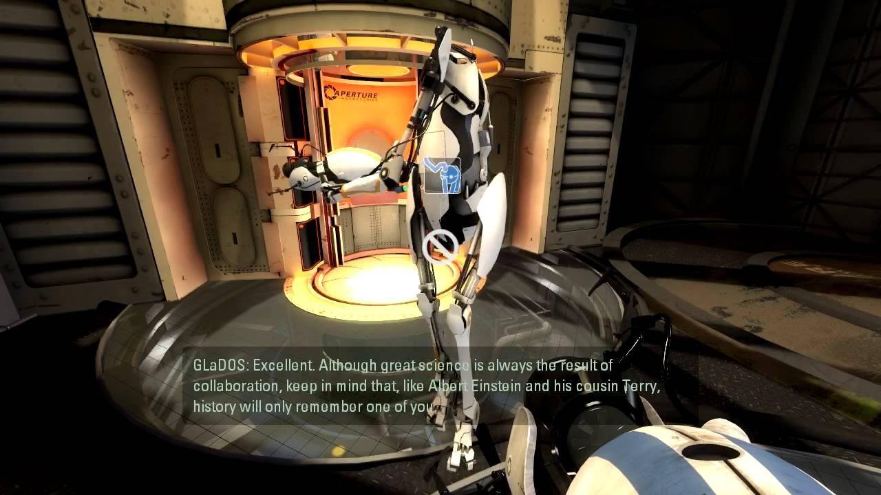 Portal 2 online co op xbox one