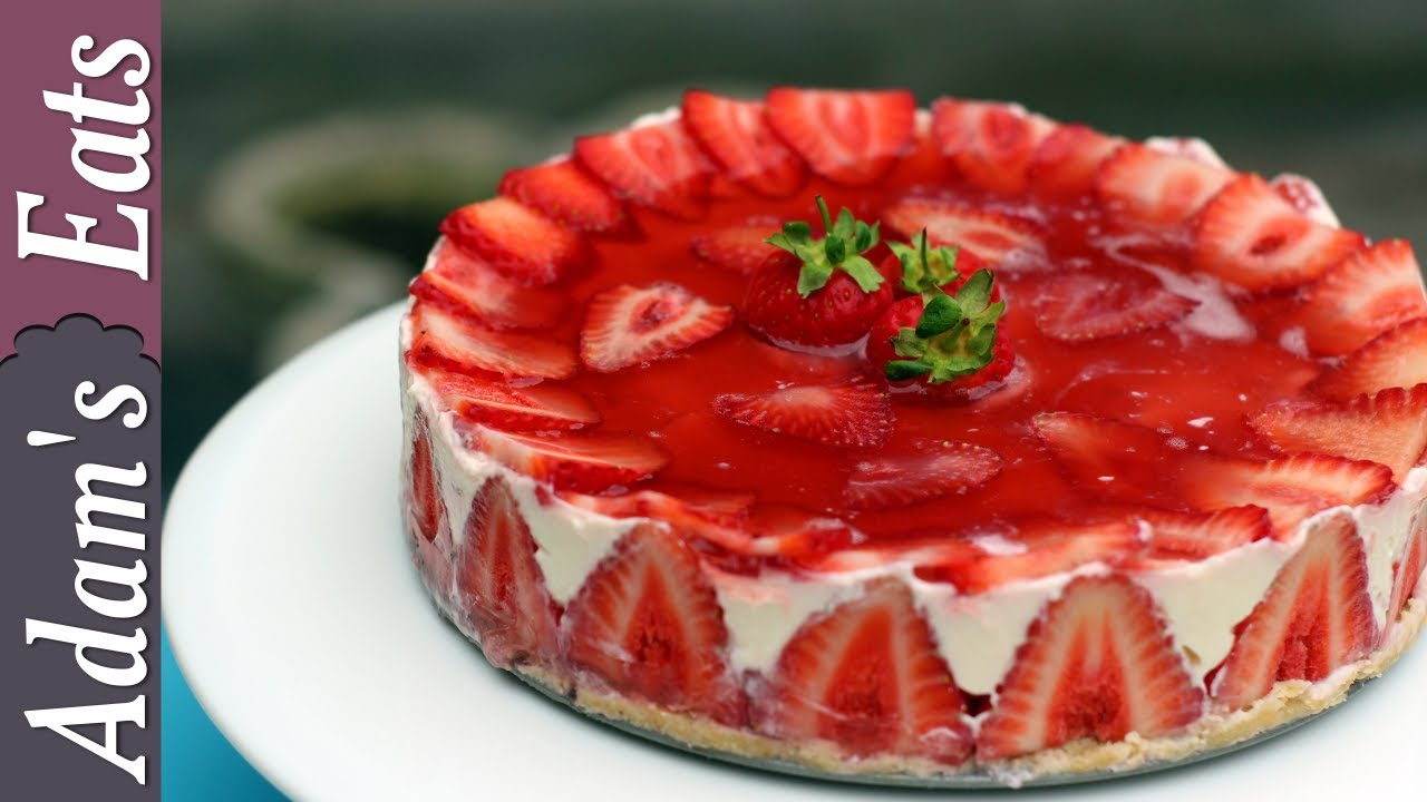 White Chocolate Cake Recipe Jamie Oliver: Strawberry Cheesecake Recipe Jamie Oliver