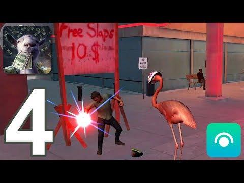 Goat Simulator: PAYDAY - Gameplay Walkthrough Part 4 (iOS, Android)