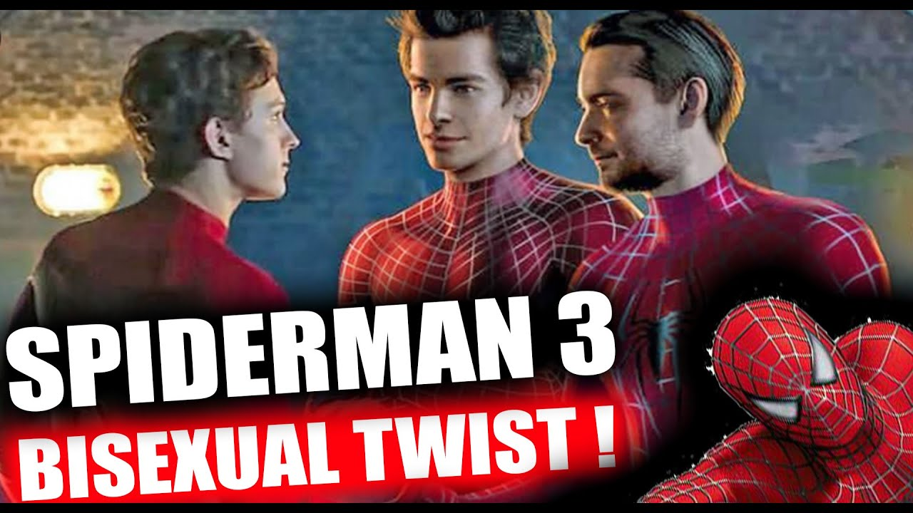 Spider-Man 3 set to bring back Tobey Macguire and Andrew ...