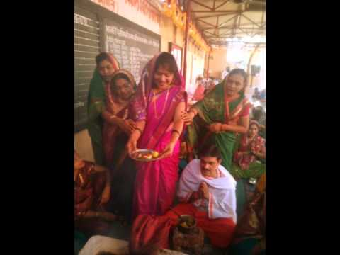 shri swami samarth kendra raje shivaji nagar dindori pranit   youtube