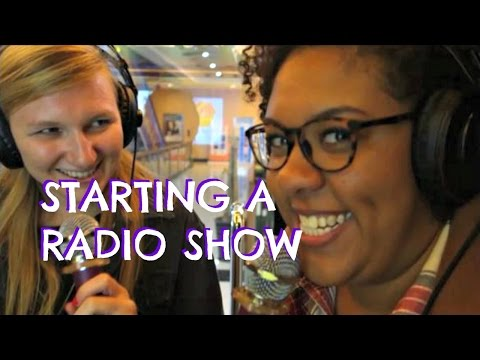 STARTING A RADIO SHOW   Living in China: VLOG 41