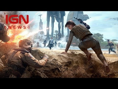 Star Wars Battlefront: Rogue One Pack, VR Mission Release Date Announced - IGN News