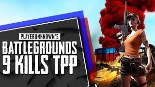 9 Kills Miramar | TPP | PUBG
