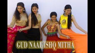 GUDD NAAL ISHQ MITHA | Sinja Studios Choreography | Sangeet Dance