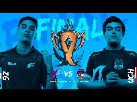 FINAL #RegionalesLatam Sur   9z Argentina vs Azules Esports Chile   League of Legends