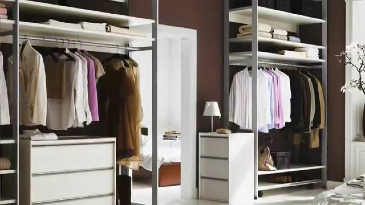 begehbarer kleiderschrank vom schreiner youtube. Black Bedroom Furniture Sets. Home Design Ideas