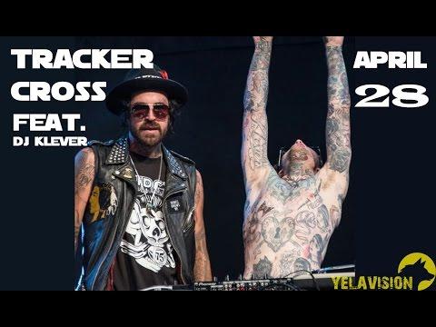 Yelawolf and DJ Klever - LIVE @ TRACKERCROSS in Greenville South Carolina (Milestone MX, 28/04/2017)