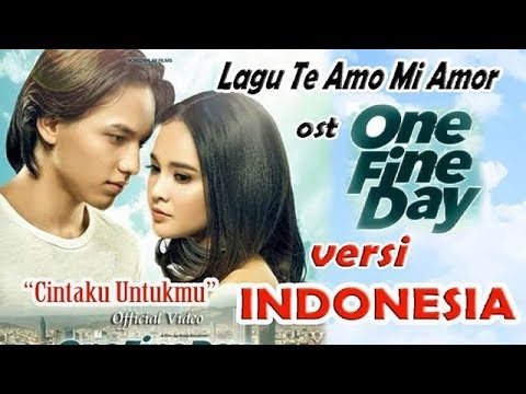 Te Amo Mi Amor  (OST One Fine Day)  Versi Indonesia - Cover by Siska Salman - Official Vklip