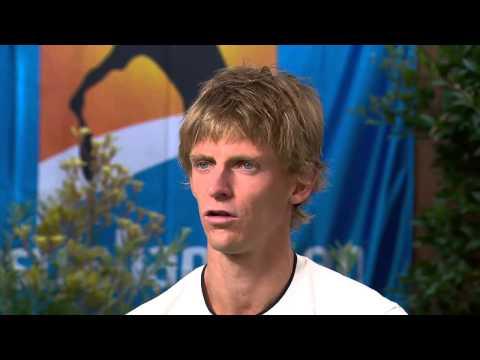 Interview: Kevin Anderson - Australian Open 2013