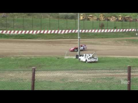 Brushcreek Motorsports Complex | 7.9.16 | Modifieds | Heat 2