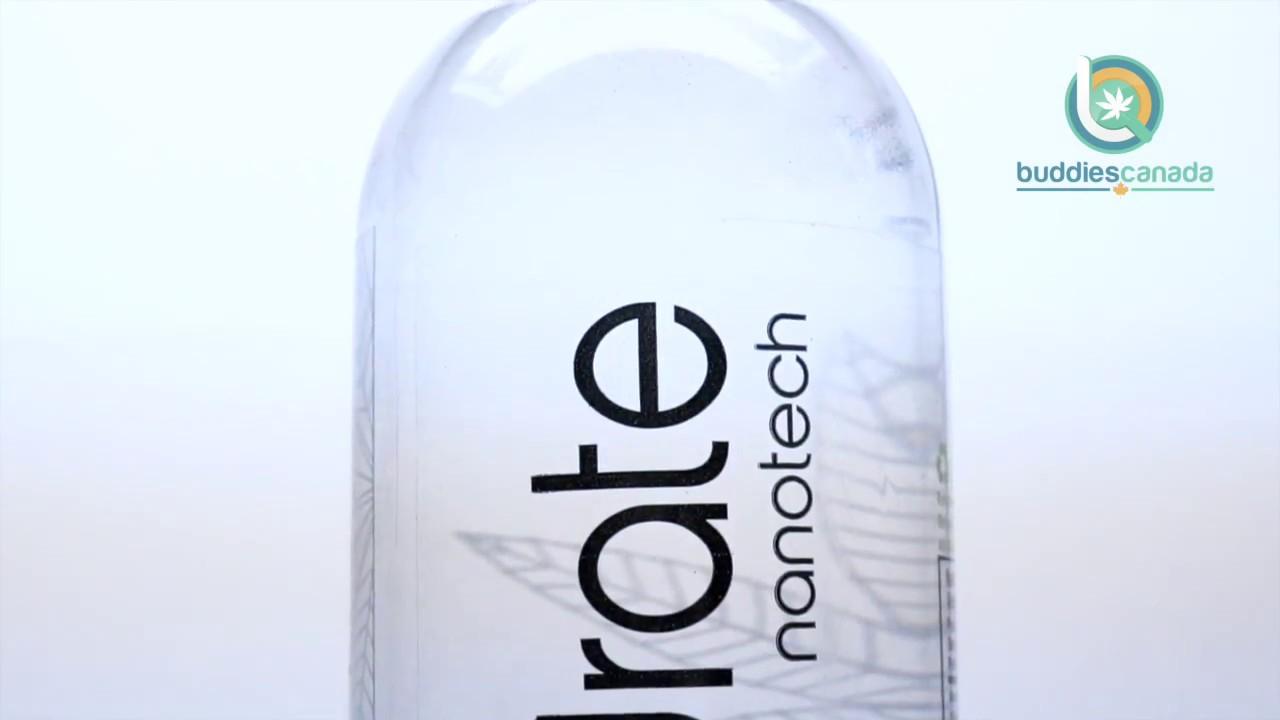 BuddiesCanada Hemp Hydrate CBD Water