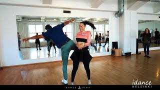 Roynet and Satu | Cubanéame - Cuban Salsa intensive weekend | by Dance Vida