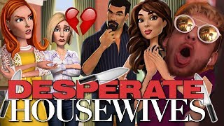 DESPERATE FOR MONEY AND MEN! Desperate Housewives game!
