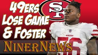 49ers beat up by Panthers 23-3 - NinerNews