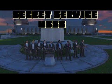 GTA V   Secret Service USSS
