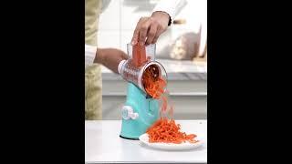 야채 슬라이서 고기 다지기 채칼 분쇄기 채칼 강판 감자…
