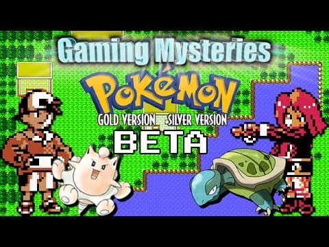 Gaming Mysteries: Pokemon Gold and Silver Beta (GBC)