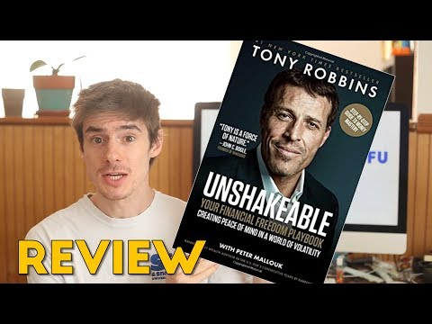 Finance Book Review: UNSHAKABLE by Tony Robbins