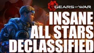 Gears Of War: Judgment - Insane All Stars Declassified Walkthrough - Section 7: Overlook