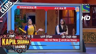 Live TV Discussion With Sonakshi Sinha -The Kapil Sharma Show-Episode 38 -28th August 2016