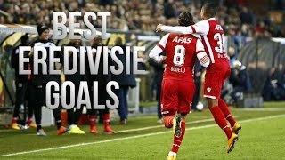 Best Eredivisie Goals ● First Half Of The Season ● 2014/15