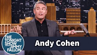 Andy Cohen Explains Why He Thought Cameron Diaz Pooped Herself