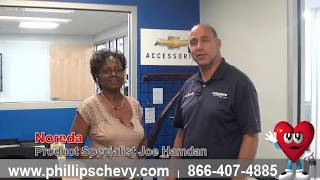 2015 Ford Fiesta - Customer Review Phillips Chevrolet - Used Car Dealer Sales Chicago