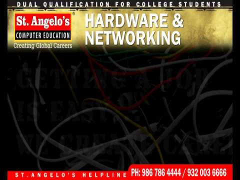 saintangelos education Hardware - Networking Engineering English ad