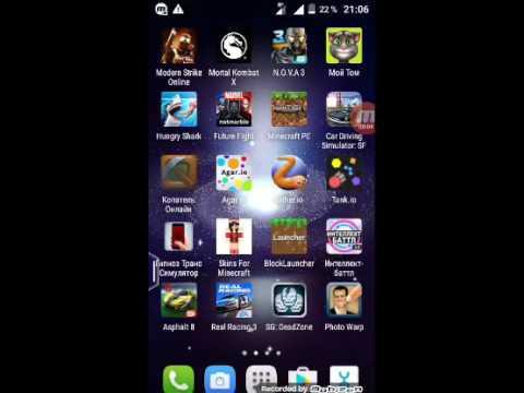Тест игр на смартфоне Alcatel One Touch Pop 3. н 1