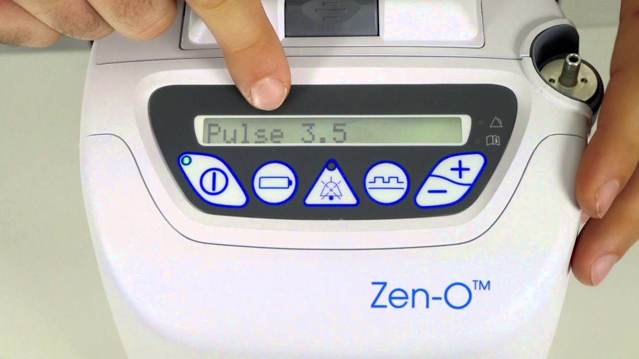 Zen-O™ - Your Oxygen Therapy solution - Basic Service and Maintenance