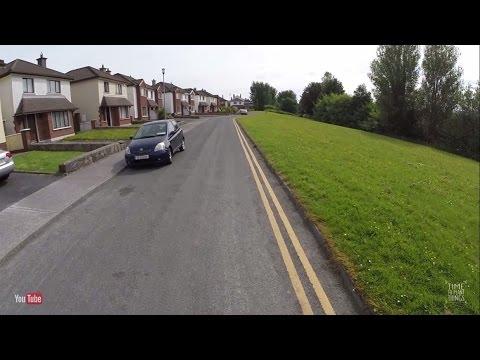 Rolê de Bike em Galway 1 | Bairros | Cauê Falando em Inglês