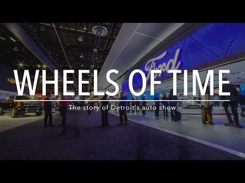 Wheels of Time: A History of NAIAS, Detroit's Auto Show | MEDC