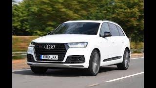 Audi SQ7 Vorsprung 2018 $117,897