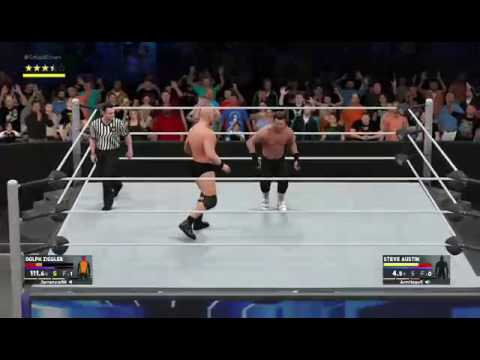 GREAT MATCH, S#IT ENDING - WWE 2K17 Online Funny Moments ...