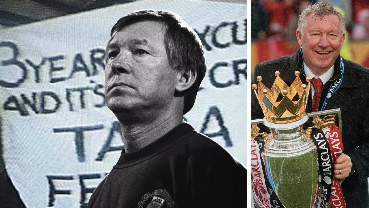 Arsene Wenger reveals he 'hated' Sir Alex Ferguson during his 22 ...
